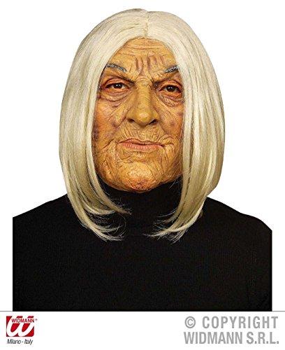 MASKE - ALTE FRAU - (Frau Maske)