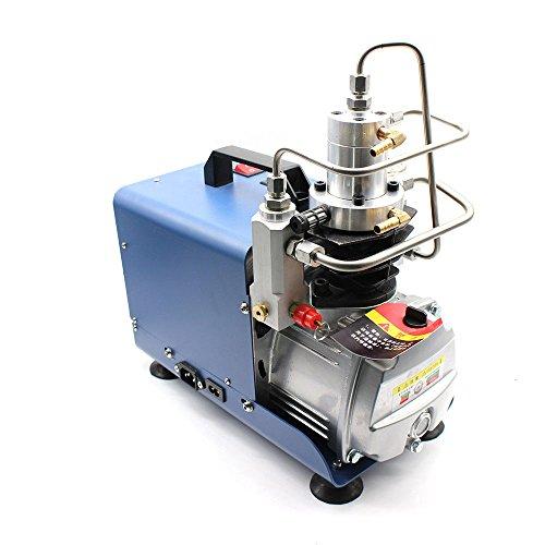 Elektrisches Hochdruck Luftkompressor System, 30 MPa PCP Luftgewehr Gewehr Zylinder, 4500 PSI Tauchpumpe