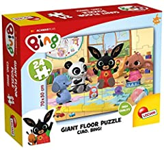 Idea Regalo - Bing 74716 Giant Floor 24 Ciao Puzzle, Multicolore