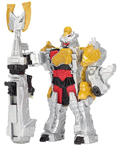 Power Rangers Dino Super Charge - Titano Charge Megazord