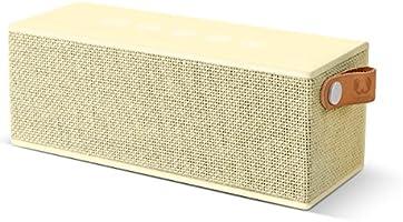 Fresh 'n Rebel Rockbox BRICK Fabriq Edition Ruby | Draadloze Bluetooth luidspreker Brick Brick botercup