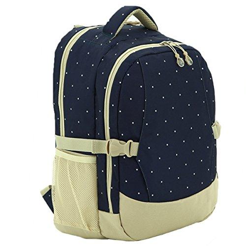 Preisvergleich Produktbild SHTH Baby Wickelrucksack Wasserdicht Windel Rucksack für Buggys (Blau)