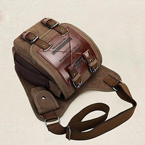 Oben - Ledertasche für Männer kaufen - Schulter Taille - Rucksack kaufen - Qualität Retro Style kaufen