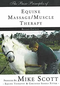 Basic Principles of Equine Massage / Muscle Therapy [DVD]