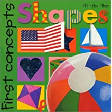 First Concepts: Shapes by Roger Priddy (2002-05-17)