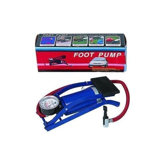 Gooseberry Air Pressure Foot Pump For Bike, Car