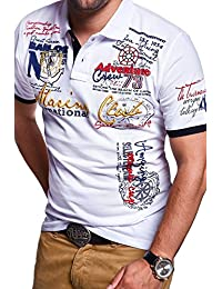 MT Styles Polo CREW-73 manches courtes T-Shirt MP-310