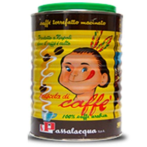 Coffee Passalacqua Mekico 500 Gr. In Can | Coffee Mexico