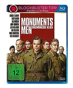 Monuments Men - Ungewöhnliche Helden [Blu-ray]