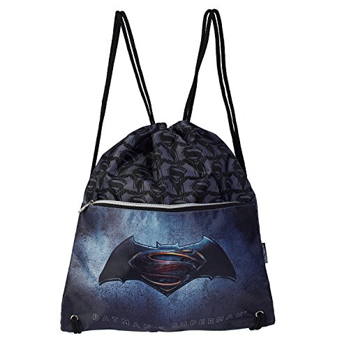 BATMAN Y SUPERMAN - 57939 - Sac Piscine - 41 cm