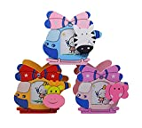 #4: Kabello Pen Stand With Photo Frame For Kids Return Birthday Gifts For Kids (Set Of 3) 30 Grams, Multicolor, Pack Of 1