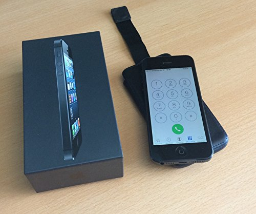 Apple iPhone 5 64 GB schwarz unlocked