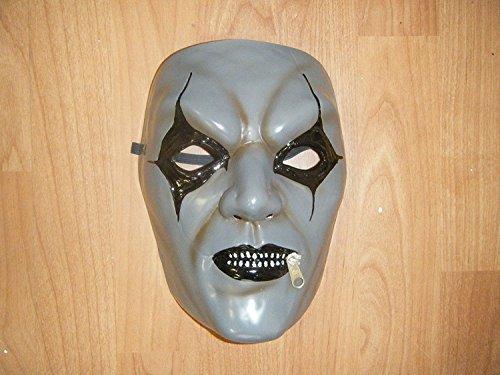 James root- grigio-Slipknot maschera