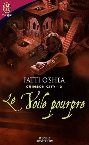 Crimson City, Tome 3 : Le Voile pourpre