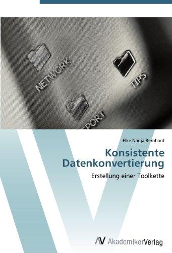 Konsistente Datenkonvertierung: Erstellung einer Toolkette