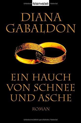 Buchseite und Rezensionen zu 'Ein Hauch von Schnee und Asche: Roman (Die Highland-Saga, Band 6)' von Diana Gabaldon