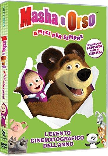 masha e orso - season 02 #02 - amici per sempre DVD Italian Import