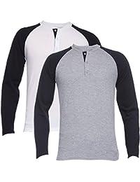 TSX Raglan Sleeves T-Shirt-Pack of 2