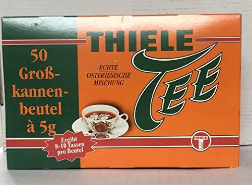 Thiele Tee Ostfriesische Mischung Grosskannenbeutel 50 Stück
