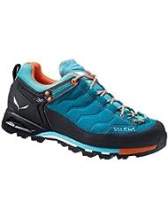 SALEWA WS MTN TRAINER GTX - botas de senderismo de material sintético mujer