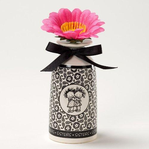 enesco-children-of-the-inner-light-sisters-bud-vase-with-silk-flower-by-enesco-gift