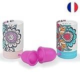 DoctiCup - Coupe Menstruelle - Silicone Médical Hypoallergénique - Made in France - Cup menstruelle - Cup Avec Pochette De Rangement