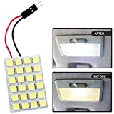 #2: GCT WHITE 24 SMD LED Car Panel interior Roof Light / Dome Reading Lamp / Festoon for Cars