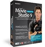 Sony vegas movie studio 9 - platinum pro pack + clé USB 2 Go