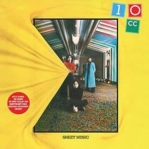 Sheet Music (180g Yellow Vinyl Gatefold Edition) [VINYL]