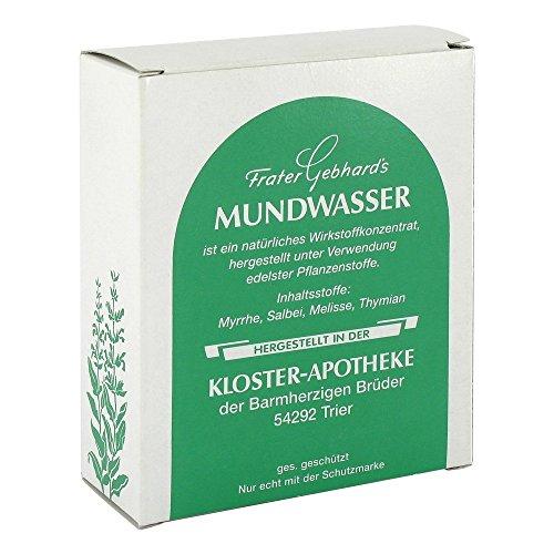 FRATER GEBHARDS Mundwasser 100 ml Lösung