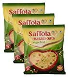 #8: Big Bazaar Combo - Saffola Masala Oats Veggie Twist, 40g (Pack of 3) Promo Pack