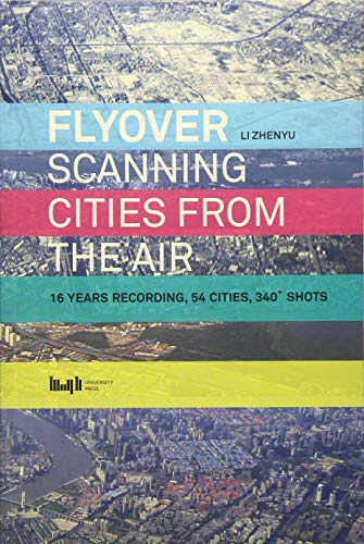 Flyover scanning cities from the air