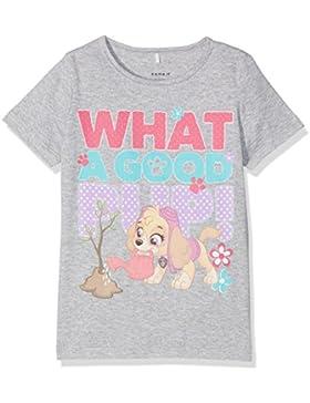 NAME IT Mädchen T-Shirt Nitpawpatrol Zelda Ss Top Mz
