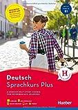 Hueber Sprachkurs Plus Deutsch B1, Englische Ausgabe: A German Self-Study Course for Intermediate Learners / Buch mit Audios und Videos online, App, Online-Übungen und Begleitbuch