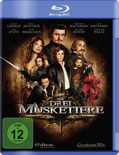 Bild von Die drei Musketiere [Blu-ray]