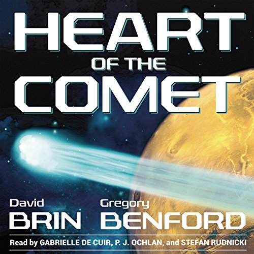 Heart of the Comet  Audiolibri