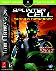 Tom Clancy's Splinter Cell: Pandora Tomorrow: Official Strategy Guide
