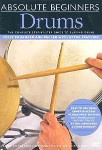 Absolute Beginners Drums DVD
