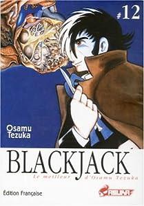 Black Jack Edition simple Tome 12