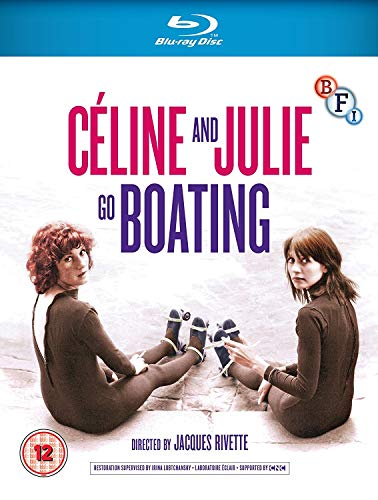 Celine and Julie Go Boating (Blu-ray) [Reino Unido] [Blu-ray]