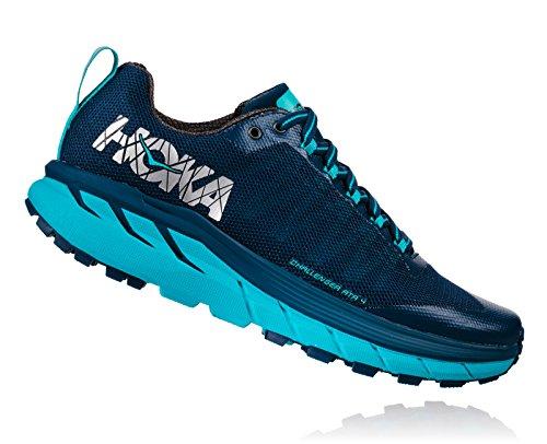 Hoka One - Zapatillas de Running de Tela para Hombre Gris Gris, Color, Talla 41