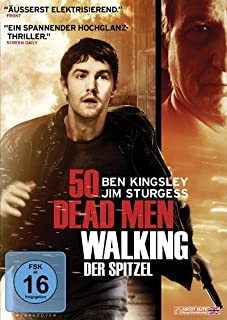 50 Fifty Dead Men Walking (Der Spitzel) - German Release (Language: German and English) by Jim Sturgess
