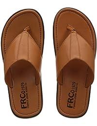 Franco Leone Men's Flip Flops Thong Sandals