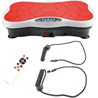Anesty Fitness Vibrationsplatte; Power Vibro Vibrationsgerät Vibrationstrainer Body Shaper Mit LCD Display…