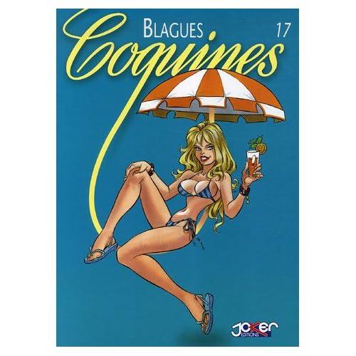 Recueil Blagues Coquines T17