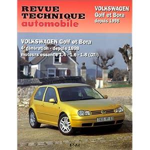 revue technique 618.1 Vw Golf IV Bora Es. 1.4/1.6/1.8