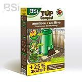 BSI Top Compost - Acelerador profesional para abono compuesto
