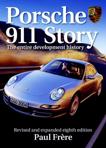 Porsche 911 Story por Paul Frere