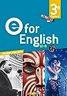 E for English 3e (éd. 2017) - Livre