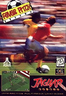 Fever Pitch Soccer (Jaguar) from Namco Bandai
